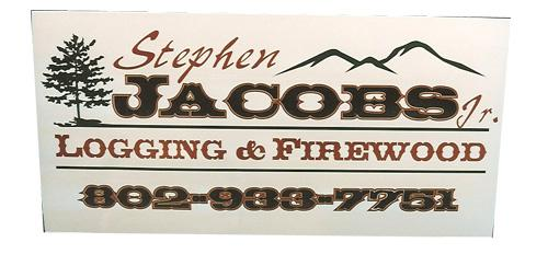 77c40e75f7d7 Portfolio Gallery for Watson Sign, Enosburg, Vermont, Hand Carved ...
